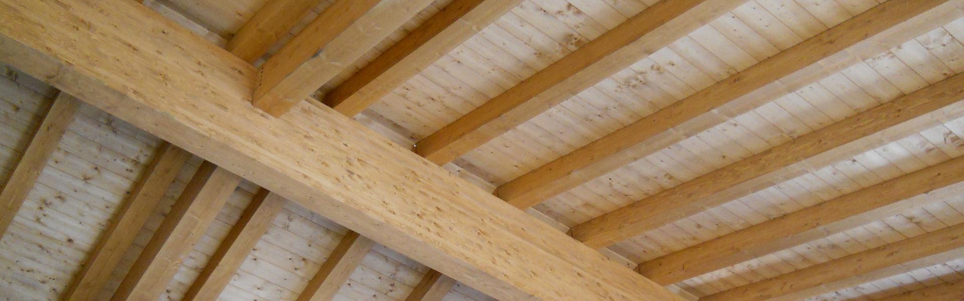 Luci Per Tettoia In Legno quale tipo di legno? - zini